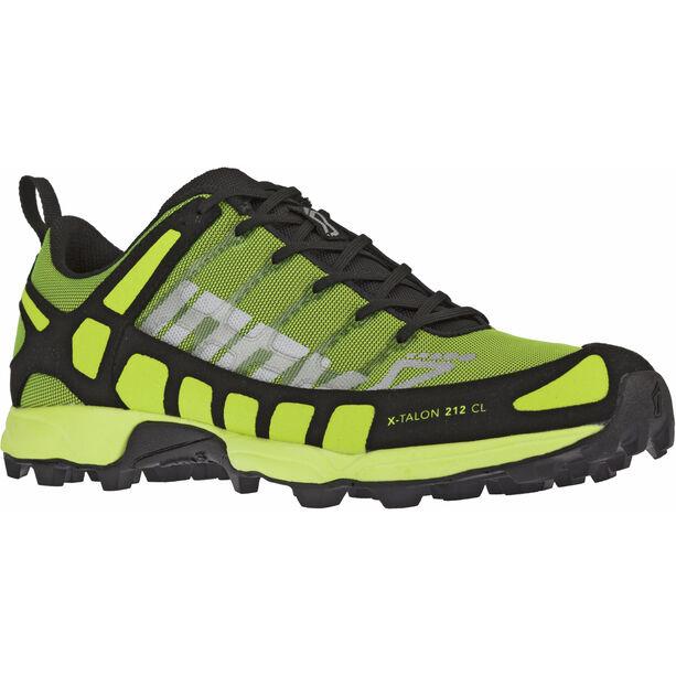 inov-8 X-Talon 212 Classic Running Shoes Herr yellow/black