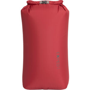Exped Fold Drybag 22l red red