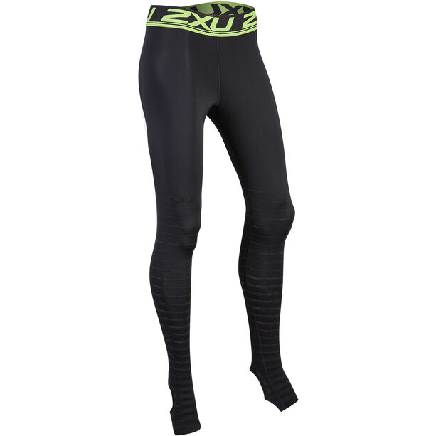 2XU Power Recovery Compression Tights Dam black/nero