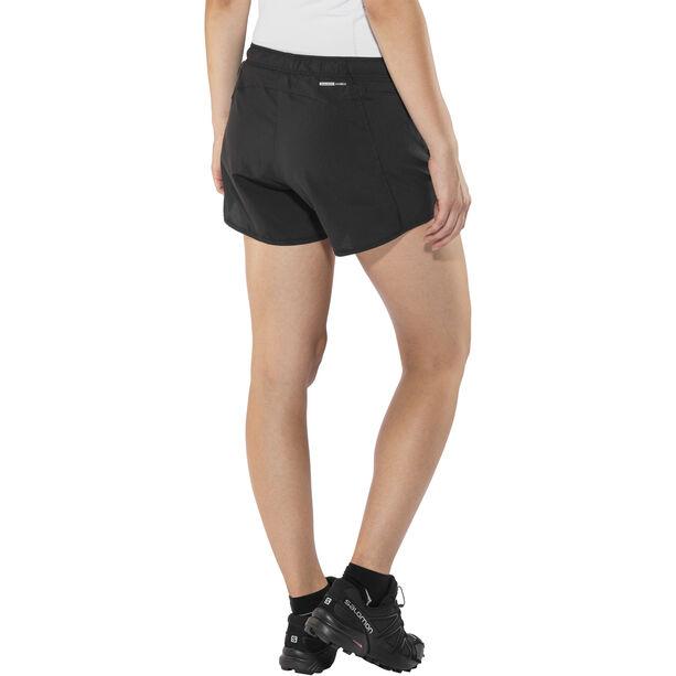 Salomon Agile Shorts Dam black