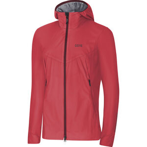 GORE WEAR H5 Women Gore Windstopper Insulated Hooded Jacket Dam hibiscus pink/chestnut red hibiscus pink/chestnut red