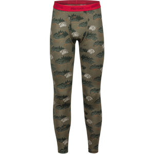 Marmot Harrier Midweight Tights Herr camping camo camping camo