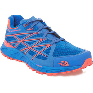 The North Face Ultra Endurance Shoes Dam blue quartz/rocket red blue quartz/rocket red