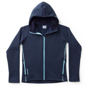 Houdini Power Houdi Jacket Ungdomar Blue Illusion Blue Illusion