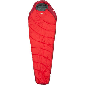 Millet Baikal 1500 Sleeping Bag Regular red red