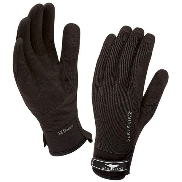 Sealskinz Dragon Eye Road Gloves black/charcoal