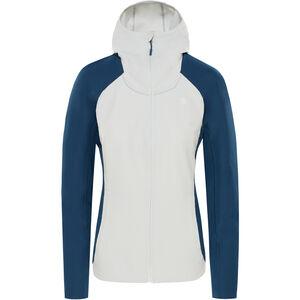 The North Face Invene Softshell Jacket Dam tin grey/blue wing teal tin grey/blue wing teal