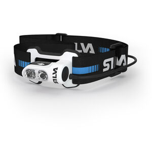 Silva Trail Runner 4X Headlamp black/blue black/blue