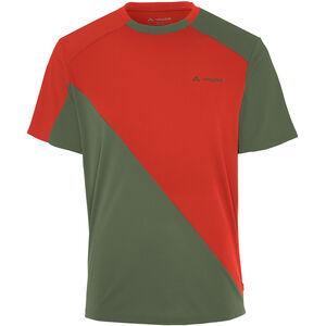 VAUDE Moab Shirt Herr lava lava