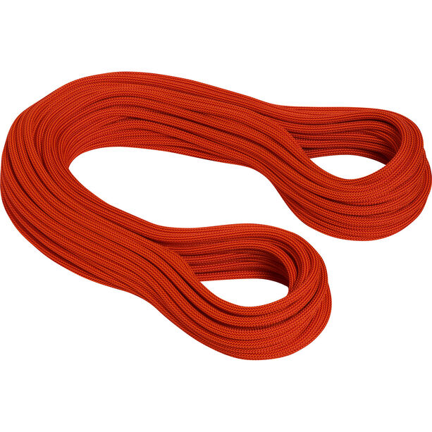 Mammut 9.2 Revelation Dry Rope 50m neon orange-fire