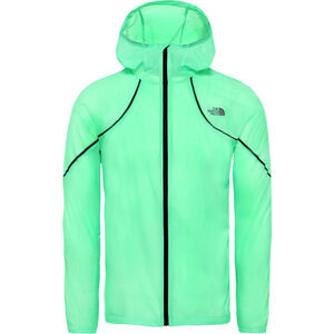The North Face Flight Wind Jacket Herr chlorophyll green chlorophyll green