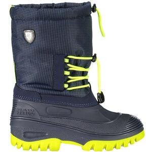 CMP Campagnolo Ahto WP Snow Boots Barn black blue black blue