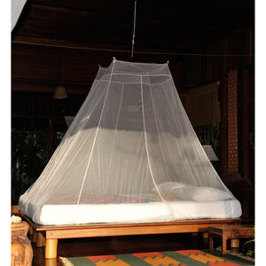 Cocoon Travel Mosquito Net Double white white