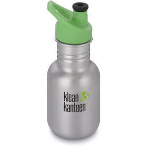 Klean Kanteen Kid Classic Bottle Sport Cap 3.0 355ml Barn brushed stainless brushed stainless