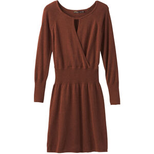 Prana Sonatina Dress Dam Chai Heather Chai Heather