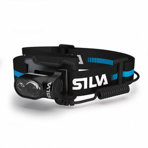 Silva Cross Trail 5X Headlamp black/blue black/blue