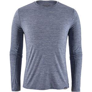 Patagonia Capilene Cool Lightweight LS Shirt Herr classic navy classic navy