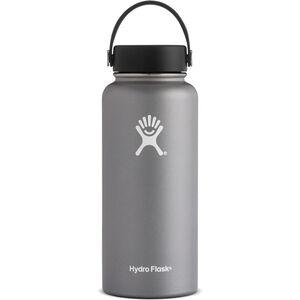Hydro Flask Wide Mouth Flex Bottle 946ml graphite graphite