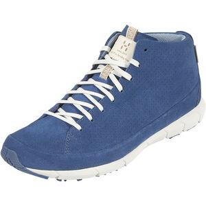 Haglöfs Smågan Mid Shoes Herr blue ink blue ink