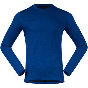 Bergans Akeleie Shirt Herr Dark Royal Blue/Navy Dark Royal Blue/Navy