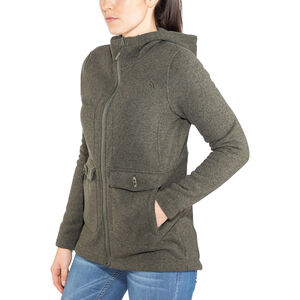 The North Face Crescent Parka Dam new taupe green heather new taupe green heather