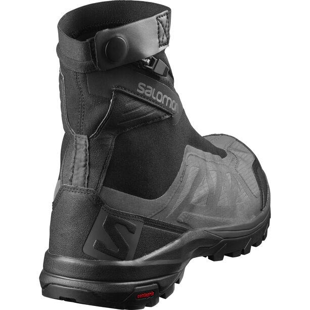 Salomon Outpath Pro GTX Shoes Herr magnet/black/black
