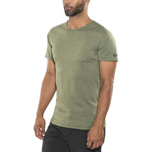 Devold Breeze T-shirt Herr lichen melange lichen melange