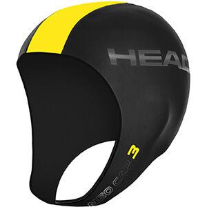 Head 3mm Swimcap black/yellow black/yellow