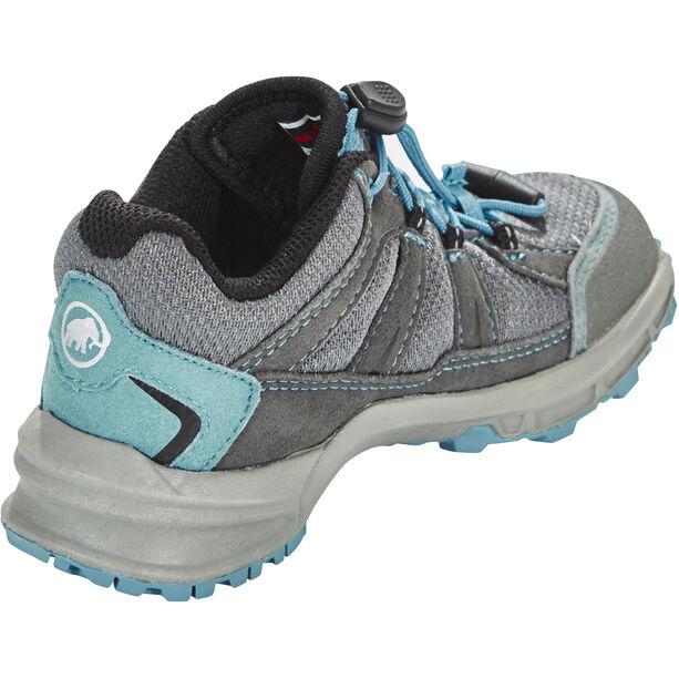 Mammut First Low GTX Shoes Barn graphite-cloud