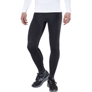 X-Bionic Trail Running Effektor Power Pants Long Herr charcoal/black charcoal/black