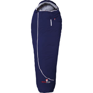 Grüezi-Bag Biopod Wool Zero Sleeping Bag night blue night blue