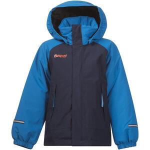 Bergans Storm Insulated Jacket Barn light sea blue/navy light sea blue/navy