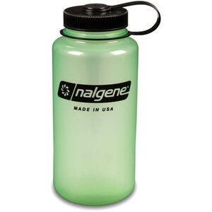 Nalgene Wide Mouth Bottles 1l glow green/black glow green/black