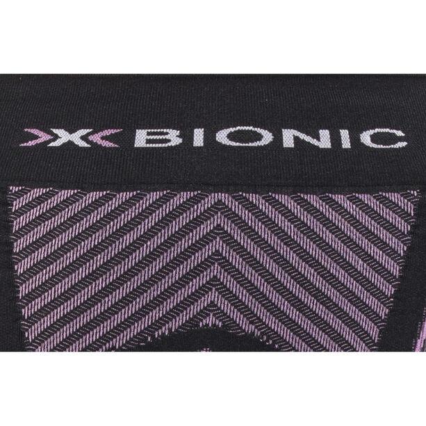 X-Bionic The Trick Running Pants Long Dam black/pink