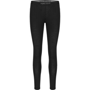 super.natural Base 230 Tights Dam jet black jet black