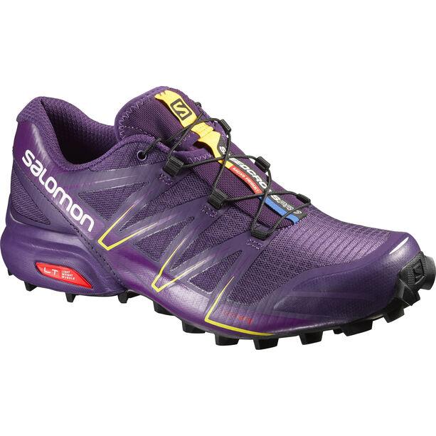 Salomon Speedcross Pro Shoes Dam cosmic purple/passion purple/black