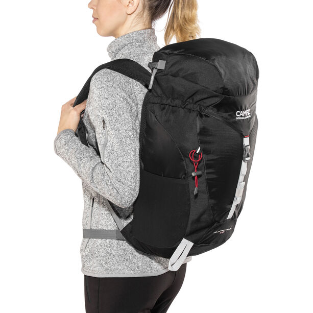 CAMPZ Mountain Comp 20l Backpack black