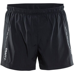"Craft Essential 5"" Shorts Herr black black"
