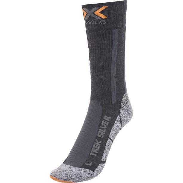 X-Socks Trekking Silver Socks Herr black/anthracite