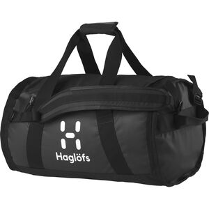 Haglöfs Lava 50 Duffel Bag true black true black