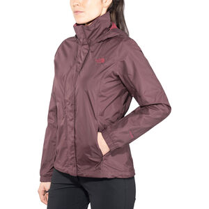 The North Face Resolve 2 Jacket Dam fig/rumba red fig/rumba red
