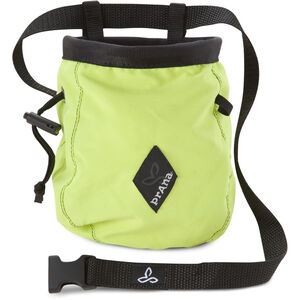 Prana Chalk Bag with Belt Electric Lime Electric Lime