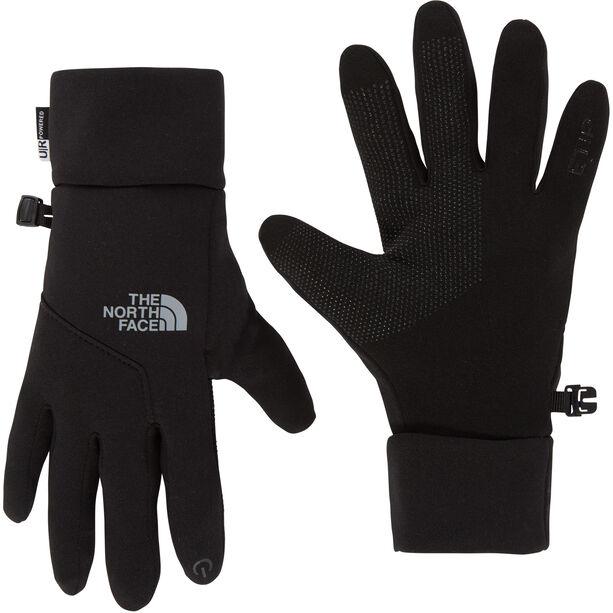 The North Face Etip Gloves Dam tnf black