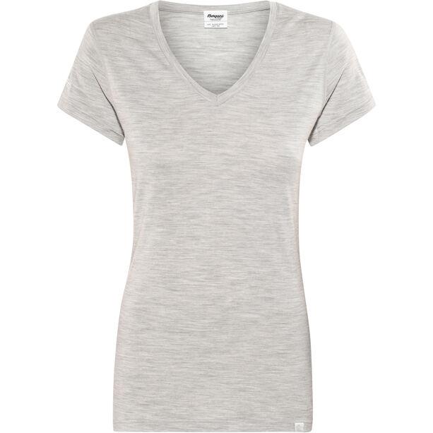 Bergans Bloom Wool Tee Women grey