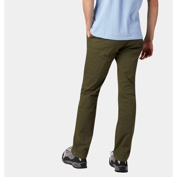 Mountain Hardwear Hardwear AP Pants Herr dark army