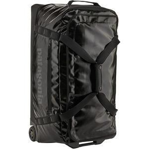 Patagonia Black Hole Wheeled Duffel Bag 70l Black Black