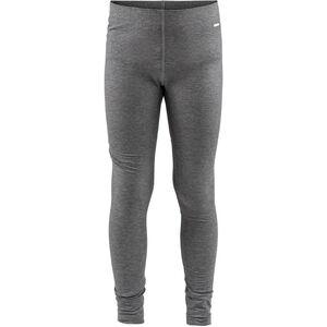 Craft Essential Warm Pants Barn dk grey melange dk grey melange