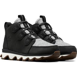 Sorel Kinetic Caribou Boots Dam felt/black felt/black