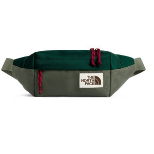 The North Face Lumbar Pack Night Green/New Taupe Green Night Green/New Taupe Green