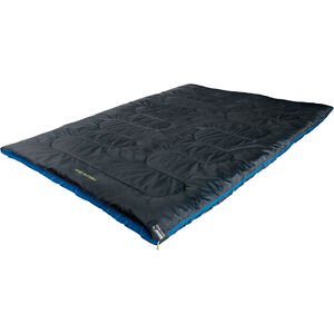 High Peak Ceduna Duo Sleeping Bag anthra/blue anthra/blue